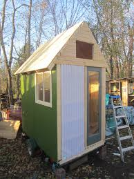 Tiny Homes Houston by Green Tiny House Plans With Amazing Door Furniture And Simple