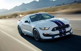 ford mustang gt white stripes ford mustang white blue stripes car autos gallery