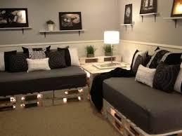 palette canapé canapé lit en palette royal sofa idée de canapé et meuble maison