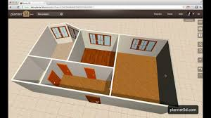 how to add doors and windows to your floor plan in planner 5d