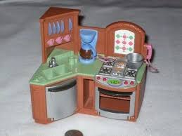 Loving Family Kitchen Furniture Loving Dollhouse Furniture Fisher Price Sweet Sounds Loving Family