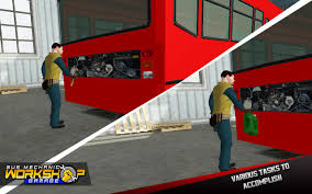 Workshop Garage by Bus Mechanic Workshop Garage Android Apps On Google Play