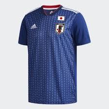 desain kaos futsal jepang japan home jersey mens 2018 night blue world cup 2018