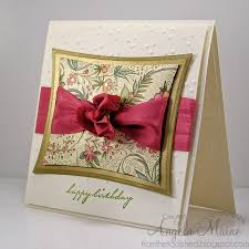 Box Birthday Cards From The Tool Shed Pillow Box Birthday Card