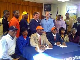 College National Letter Of Intent National Signing Day Read Before You Sign Connecticut Sports