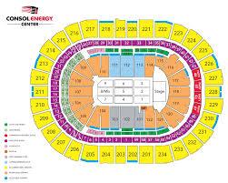 arena dublin seating plan