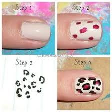 easy colorblock chevron nails tutorial hair nails u0026 makeup