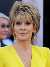 jane fonda hairstyles for women over 60 jane fonda short layered razor hairstyle for women over 60