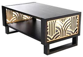 art deco style coffee table art deco coffee table twist modern gray art coffee table coffee