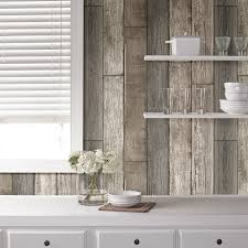 peel and stick wallpaper tiles flooring reclaimed wood wallpaper home depot floors peel and