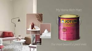 jotun colour trends 2015 collection a place of beauty youtube
