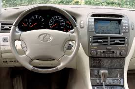 lexus ls images car picker lexus ls interior images