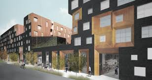 arts district mixed use development on alameda moving forward