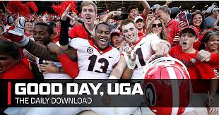 Georgia Travel Fan images Georgia football the clemson texas games are why it 39 s great to
