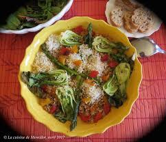 cuisine d asie la cuisine de messidor assiette gourmande à l asiatique