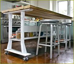 kitchen island locking casters for kitchen island with its