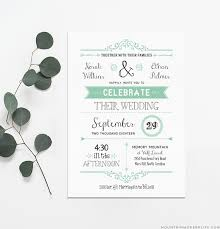 wedding invite free wedding invitation template mountainmodernlife