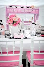 Paris Themed Party Supplies Decorations - paris pamper party planning ideas supplies idea decorations cake