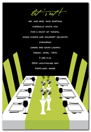 Wedding Rehearsal Dinner Invitations Templates Free Toasts And Good Cheer Party Invitations By Invitation