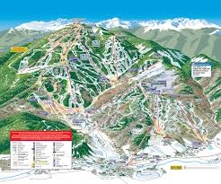 Rifle Colorado Map by Colorado Ski Resorts Map Getoutskiing Com