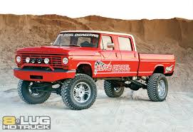Old Ford Truck Diesel Conversion - 2005 super duty axles into 67 the fordification com forums