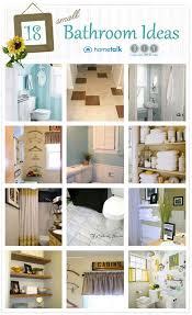 diy small bathroom ideas 262 best bathroom ideas images on