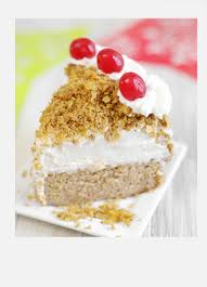 fried ice cream layer cake sprinkle bakes