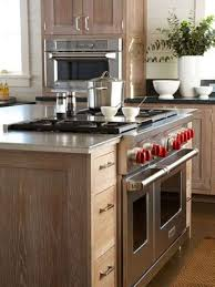 kitchen islands with stove 31 smart kitchen islands with built in appliances digsdigs