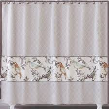 Better Homes Curtains Clever Ideas Bird Shower Curtain Better Homes And Gardens Song