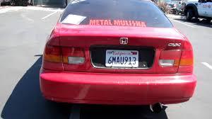 96 honda civic 2 door coupe 1996 honda civic dx 5 speed 2 door coupe2