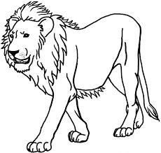 lion template animal templates free u0026 premium templates