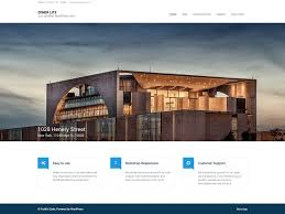 Bootstrap Real Estate Template by 10 Free Real Estate Wordpress Themes 2017 Themely