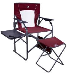 Folding Directors Chair 3 Position Folding Director U0027s Chair With Ottoman Gci Outdoor