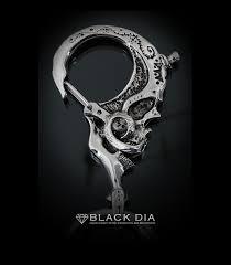 unique key ring biker skull key chain ring sk12 060 17 90