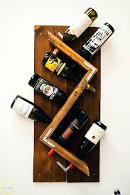 wine rack stact modular wall mounted wine rack system commercial