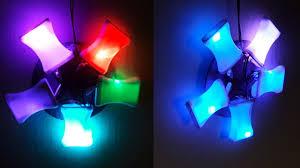 How To Make Christmas Light by How To Make Christmas Lights At Home Youtube