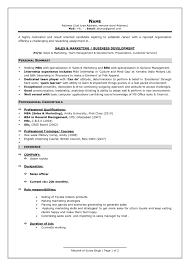 format for a good resume it resume cover letter sample