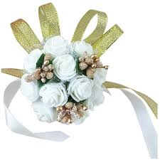 Wrist Corsage Bracelet High Quality Wrist Corsage Wedding Bracelet Promotion Shop For