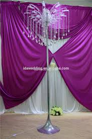 Pillars And Columns For Decorating Crystal Wedding Aisle Pillar For Weddings Decor Crystal Wedding