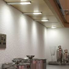 Quadra U LED Under Cabinet Light - Kitchen under cabinet led lighting