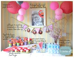 home design stunning simple birthday decor in home birthday