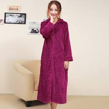 winter loves bathrobes cotton dressing gowns for women thicker