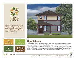 efficient home floor plans 2412 dunns marsh terr madison wi schubert properties