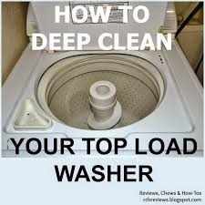 washer natural cleaner for high efficiency front load washer