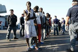 What Do The Colors Of The Italian Flag Mean What Happens To African Migrants Once They Land In Italy During