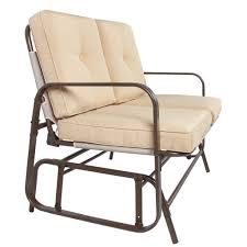 Gliders And Rocking Chairs Best Choice Products 2 Person Loveseat Glider Rocking Chair Bench Pati