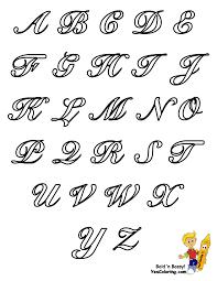 capital cursive d coloring page coloring page