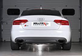 nissan 350z quad exhaust audi s5 sportback 3 0 tfsi quattro milltek exhaust