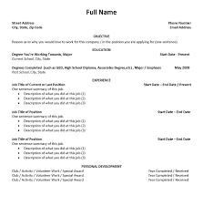 Build Resume Free Build A Quick Resume Free Pleasurable Ideas Make My Resume 3 Free
