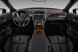 lincoln continental 2017 lincoln continental cockpit interior photo automotive com